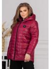 Жіноча модна куртка на синтепоні