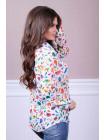 Модная блузка женская из шифона
