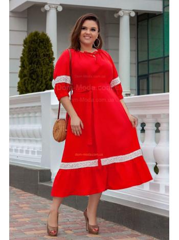 """Женское легкое платье """"Вита"""""""