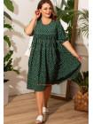 Платье летнее для полных