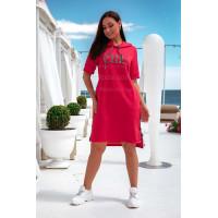 Літнє спортивне плаття батал