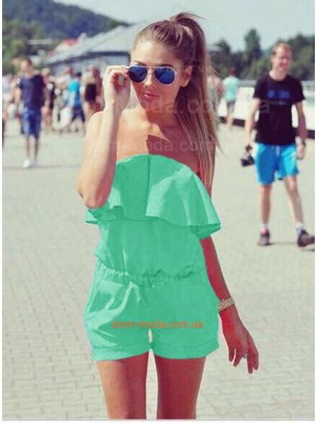 Модний літній комбінезон ромпер