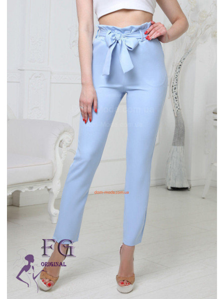 Недорогие летние женские брюки