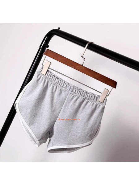 Короткие трикотажные шорты