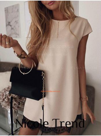 Красивое летнее платье с кружевом