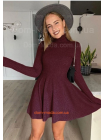 Коротке плаття гольф
