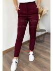 Модные женские брюки с высокой посадкой