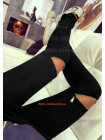 """Модные женские лосины леггинсы с молниями """"Jenifer"""""""