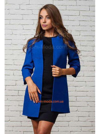 """Удлиненный женский пиджак """"Манго"""""""