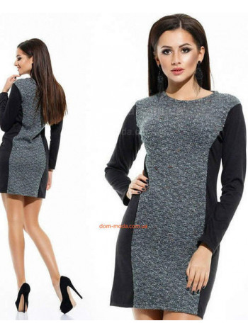 """Модное женское платье с длинным рукавом """"Эрика"""""""