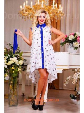 "Стильне жіноче плаття ""Сорочка"""