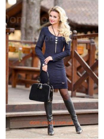 """Женское модное платье с длинным рукавом """"Catherine"""""""