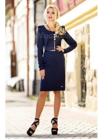 """Модное женское платье для офиса """"Isabel"""""""