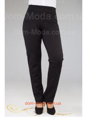 Классические женские брюки большого размера