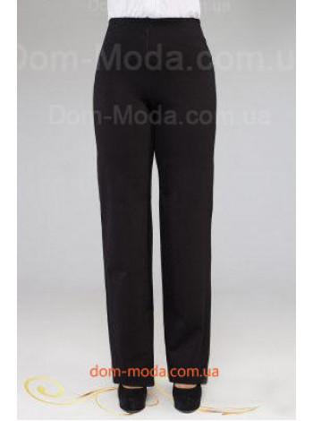 """Женские классические штаны большого размера """"Высокая талия"""""""