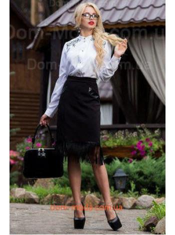 """Женская модная юбка """"Бахрома"""""""
