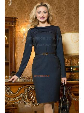 Женское модное платье для офиса