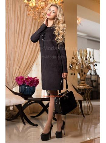 Модне строге плаття в діловому стилі