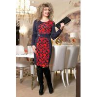 Красиве плаття великого розміру