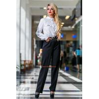 Женские прямые классические брюки