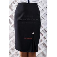 Элегантная короткая юбка большого размера