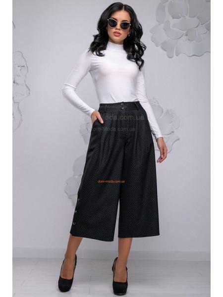 Стильные женские брюки кюлоты