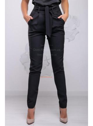 Стильные брюки хаки и черного цвета