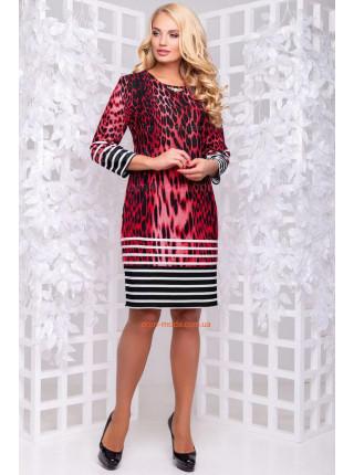Сукня жіноча модна для пишних жінок