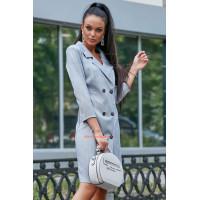 Стильне плаття піджак із рукавом