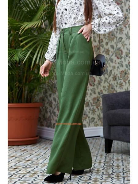 Жіночі модні широкі брюки