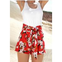 Летние короткие шорты