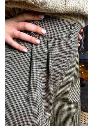 Жіночі брюки плаццо