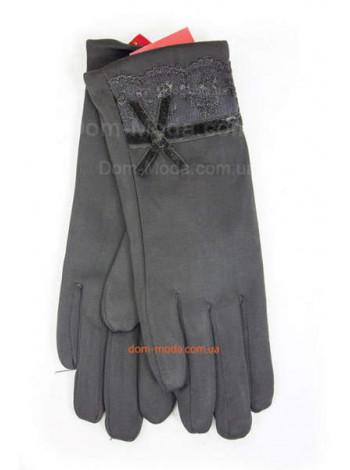 """Зимние женские перчатки с утеплителем """"Кролик"""""""