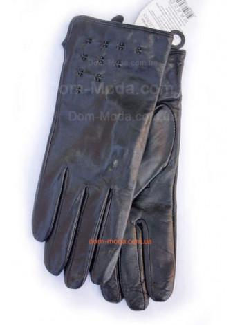 """Кожаные женские перчатки """"Коза"""""""
