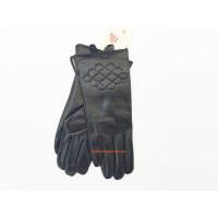 """Шкіряні жіночі зимові рукавички """"Венді"""""""