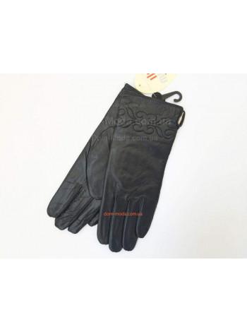 """Стильные зимние перчатки женские """"Узор"""""""