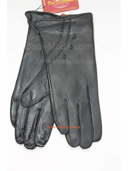 """Женские теплые перчатки из натуральной кожи """"Венди"""""""