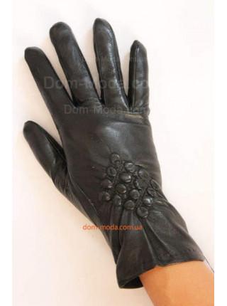 """Модные перчатки женские кожа """"Лана"""""""