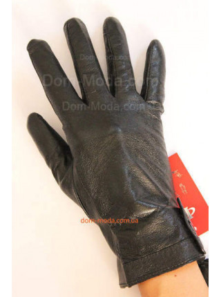 """Утеплені модні рукавички з натуральної шкіри """"Кейтлін"""""""