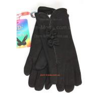 """Жіночі трикотажні рукавички зима """"Юлія"""""""