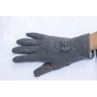 """Модні трикотажні зимові рукавички """"Рима"""""""