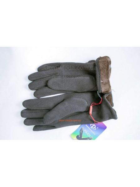"""Жіночі однотонні рукавички зима """"Ірма"""""""
