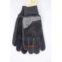 """Замшевые женские перчатки зимние """"Крис"""""""