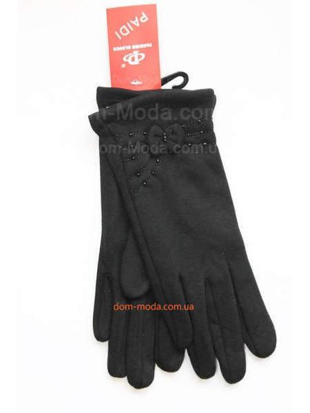 """Модные зимние перчатки трикотаж """"Агата"""""""