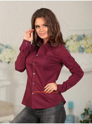 Деловая рубашка женская