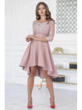 Женское модное платье для вечера