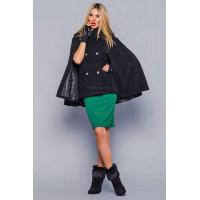 """Демисезонное женское пальто без рукавов """"Burberry"""""""